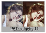 PSD coloring 11
