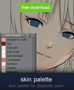 Otoke Skin Palette by mdsotoke