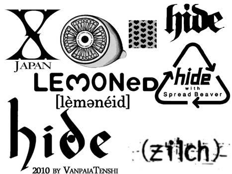 hide logo brushes