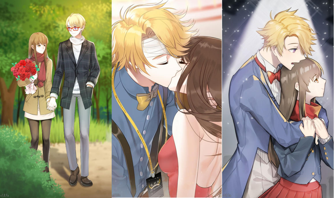 Yoosung Set By Cherrygeek86 On Deviantart
