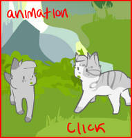Warrior Cats Moss -Animated- by Nifty-senpai