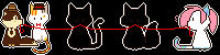 Red String Cat icon base