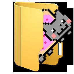 Nyan folder download by ANTONIOMASTERPERES