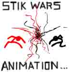 Stik Wars by Trevone