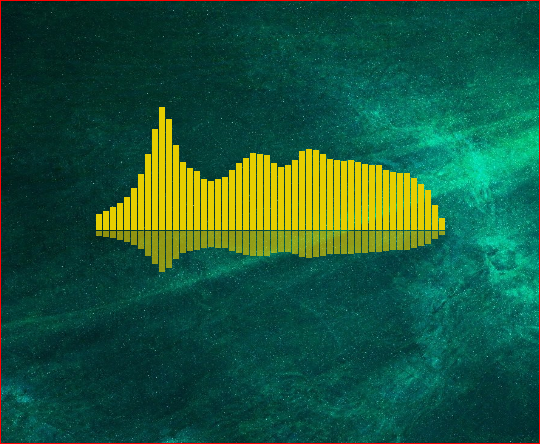 Reflect Sound Visu 1.1 by GemiWagner