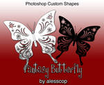 Fantasy Butterfly PS csh