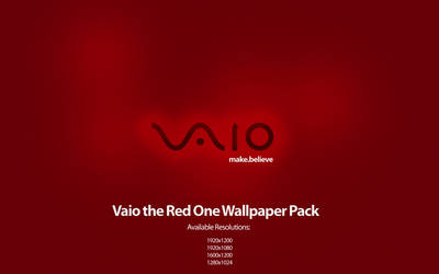Vaio the Red One