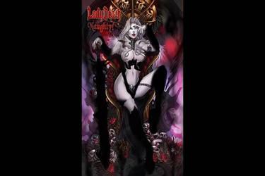 Lady Death (w/ sound)