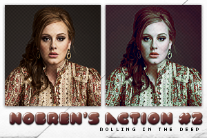 Rolling In The Deep Action by nobren
