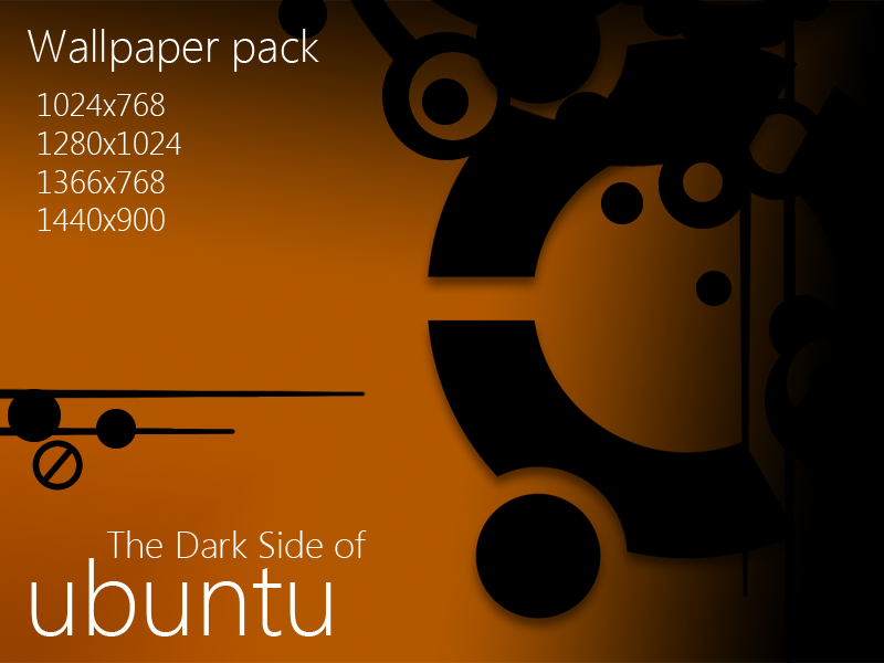 The Dark Side of Ubuntu by DarKFeaR-10
