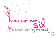 Now we are six by rhapsody-iv