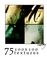 75 100x100 Abstract textures