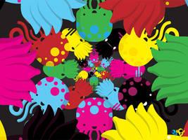 JellySquids Wallpaper by ivan-bliznak