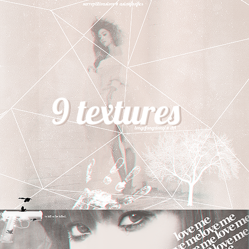 Texture Pack #1 - Jessica Jung by tongvfangxienqi