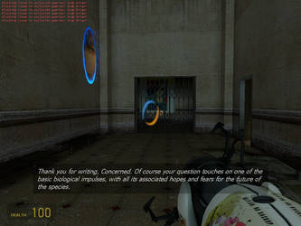 Half Life mods, Source mod and remakes go here on Orange-Box-Group