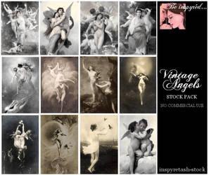 Vintage Angels Pack by Bnspyrd