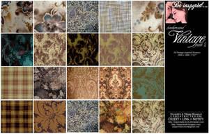 BG Vintage Textures Pk2 by Bnspyrd