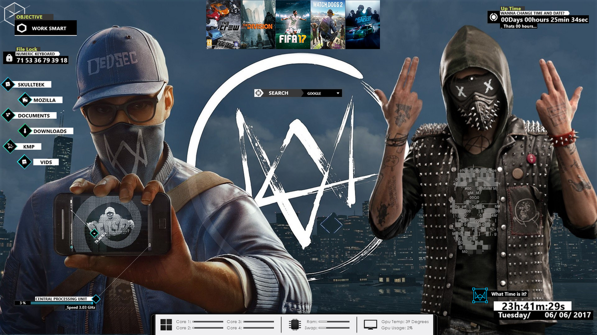 Watch Dogs   Save File