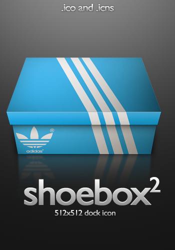 Adidas Shoebox Shop adidas shoebox iconpsychout on deviantart