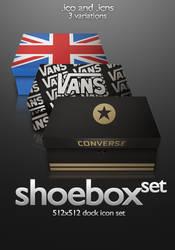 Shoebox Assorted Set