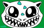 Sharptooth's Goofy Face