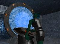 Stargate animation