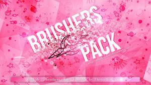Brushers de otro mundo // by TheGirlEditions