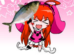 MEAN-chan dance jump ehe by Boldblade