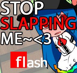 Stop Slapping Tenshi! by Boldblade