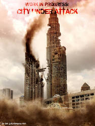 WIP city under attack