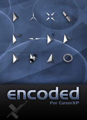 Encoded CursorXP by PixelPirate