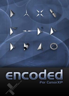 Encoded CursorXP by PixelPirate