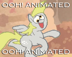Derpy Hooves in the Land of Muffins by DocWario