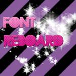 font reboard