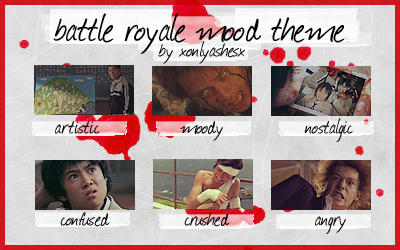 Battle Royale Mood Theme by xonlyashesx