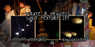 Light Texture Set 23 by xonlyashesx
