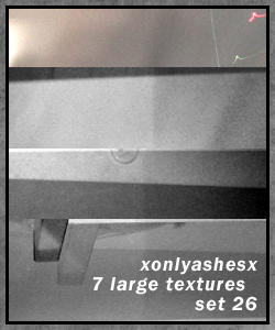 Texture set 26 by xonlyashesx