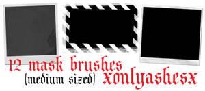 Mask Brush Set 2