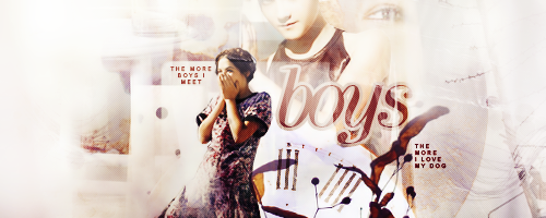 PSD FIRMA - The more boys I meet by Rous2010