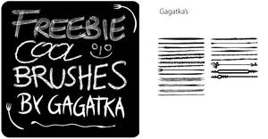 Brushes by gagatka