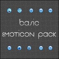 Basic Emoticon Pack by MikkoToivonen