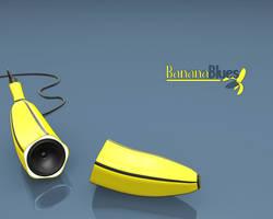 Banana Blues by bra1n