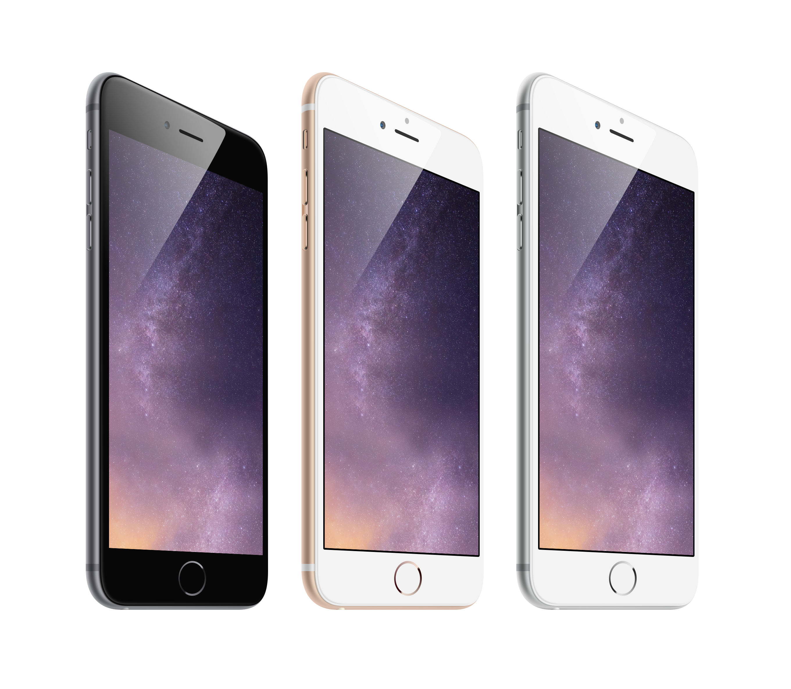 Milky Way Wallpaper: Milky-Way-3.0 Wallpaper For IPhone 6 And 6 Plus By