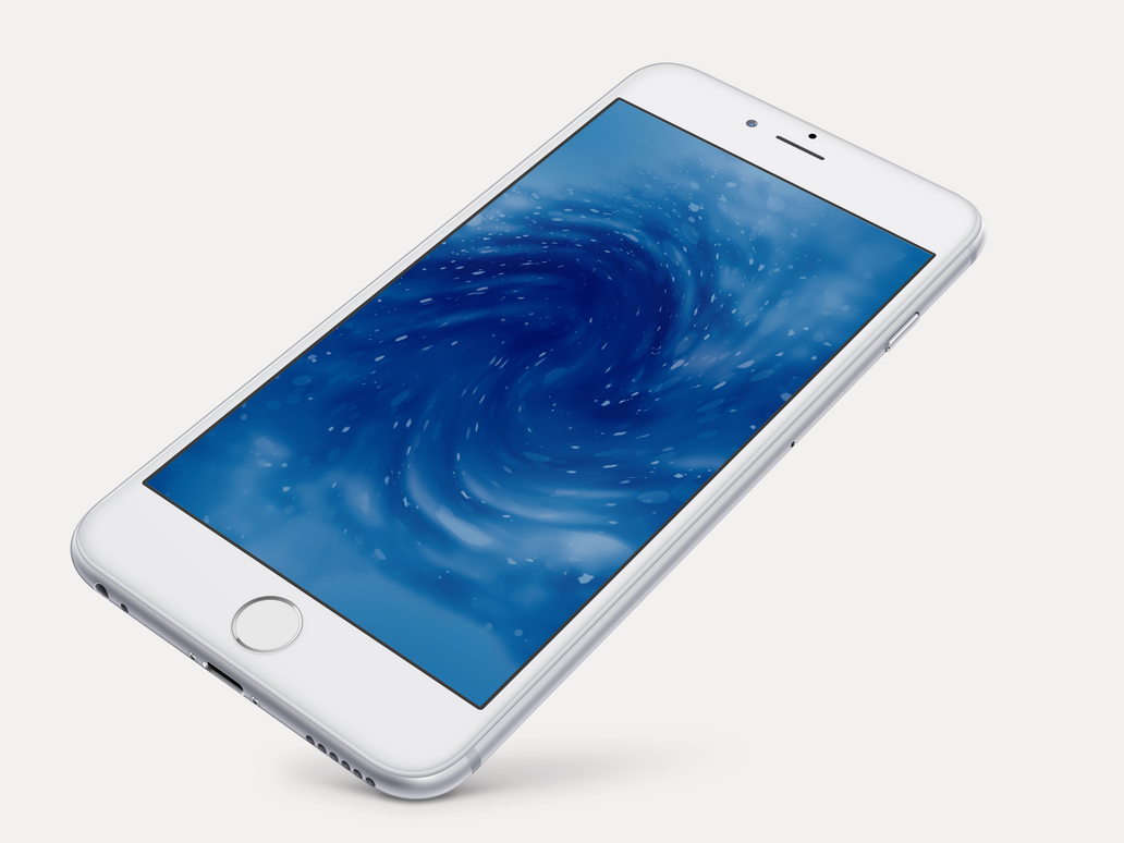 Abstract Wave Wallpaper For IPhone 6 And Plus By Kiwimanjaro