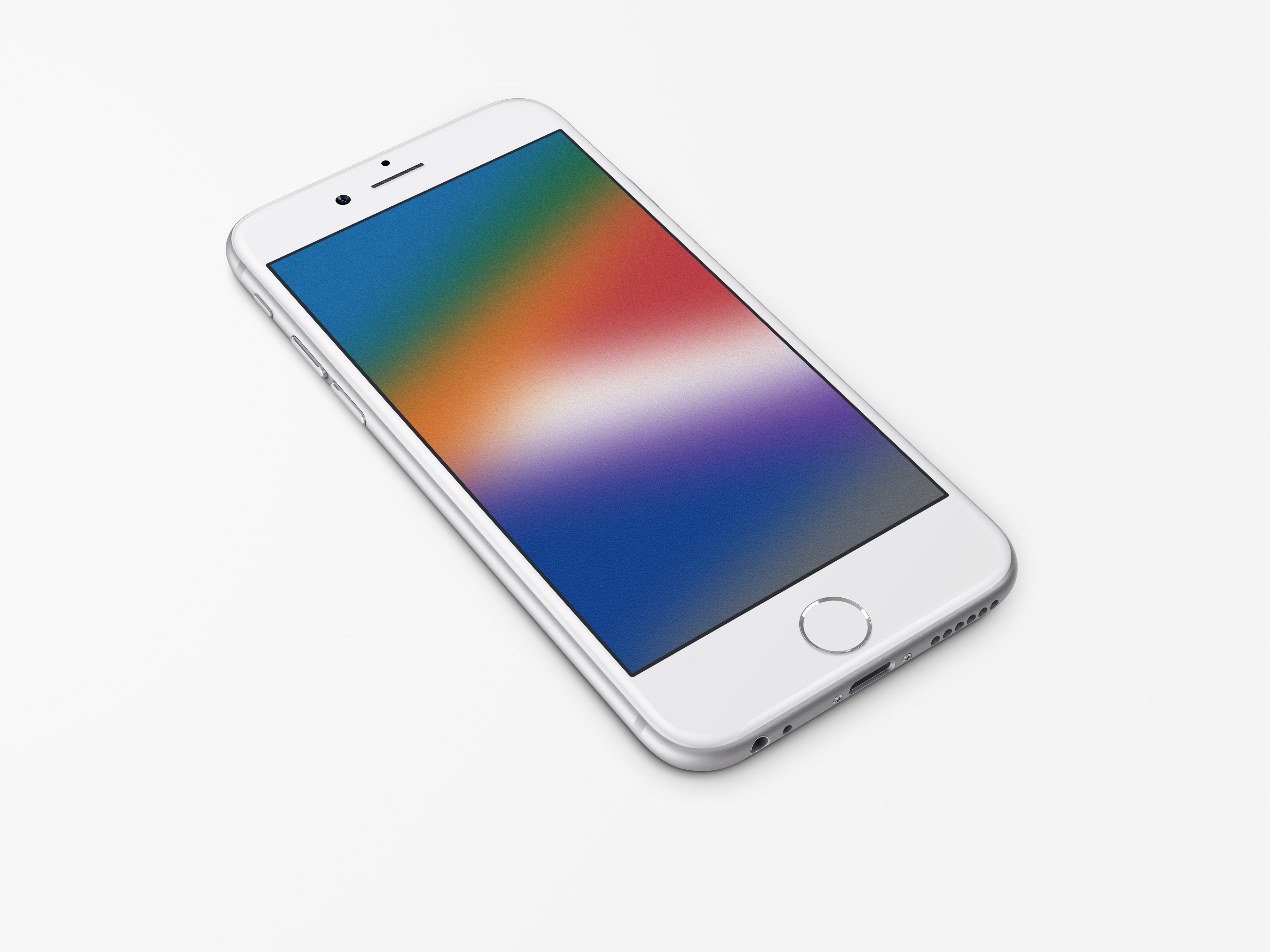 Texture-Colour-Blur2 Wallpaper for iPhone 6 and 6+