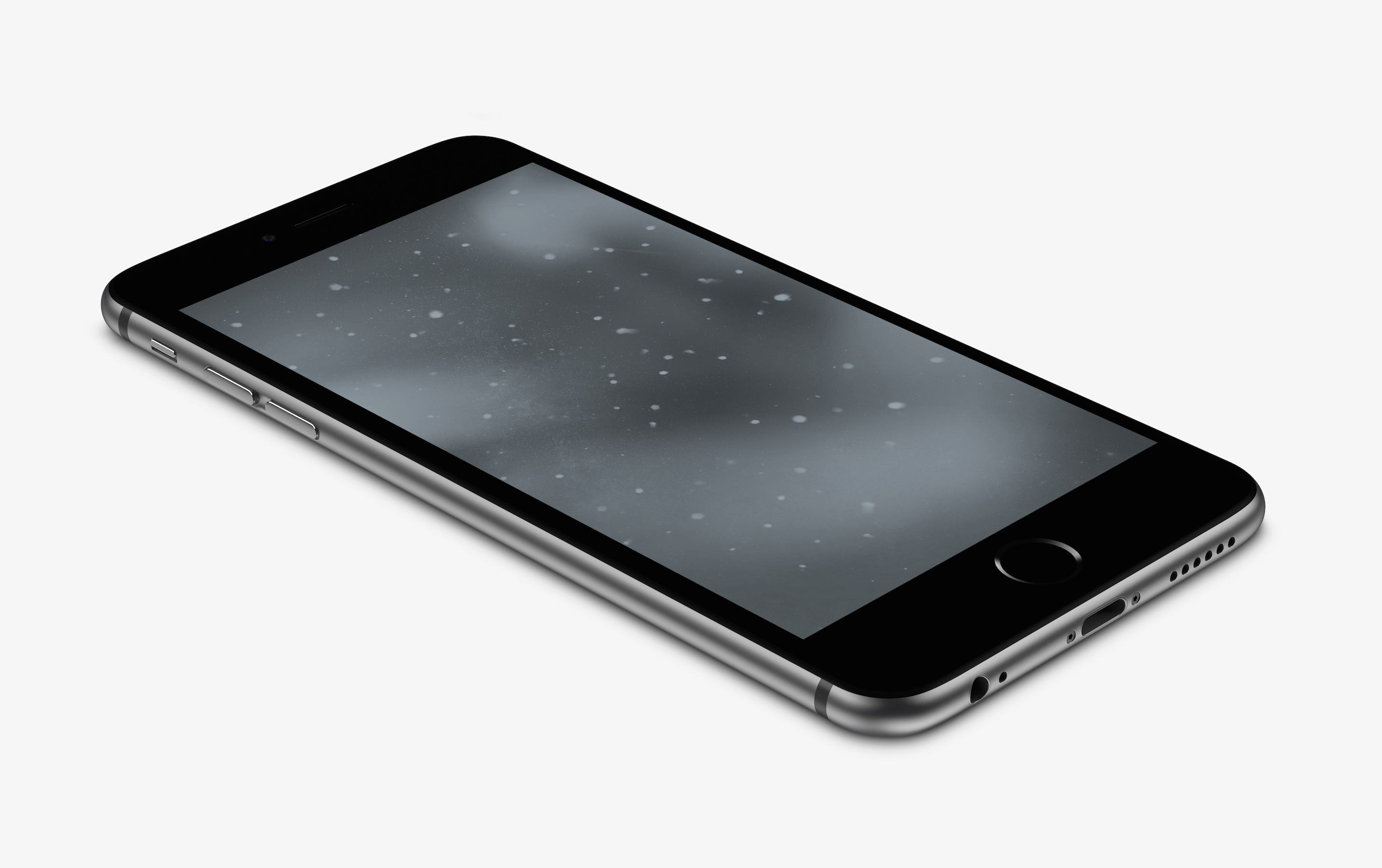Space grey wallpaper for iphone 6 and 6 plus by - Wallpaper iphone 5s space grey ...