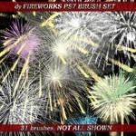 FIREWORKS PS7 BRUSH SET