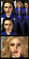Alba V4 character 1-2 by DiYanira