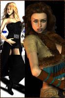 Alba V4 character 2-2 by DiYanira