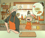 Cooking Special! Shannaro Ginger Soup! by neonanything
